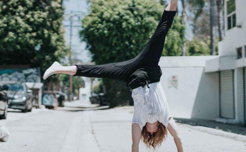 Faire des exercices en bougeant le corps