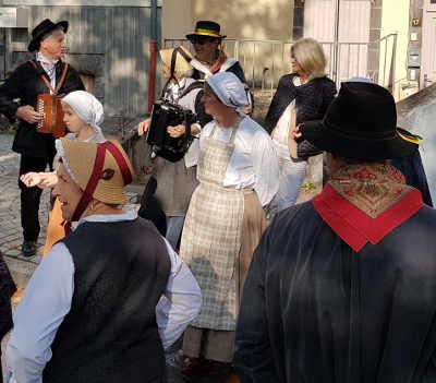 groupe de danse folklorique auvergne